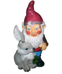 Гном с зайцем (3.16)