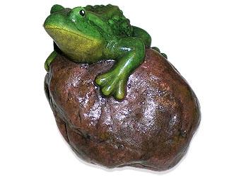 Лягушка на камне (3.70)